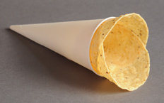Dreamers Gourmet Accessories Gala Cone Paper Jacket - pj700