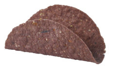 Dreamers Gourmet Gluten Free Mini Taco Shell Gluten Free Blue Corn Mini Taco Shell - 514