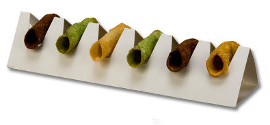Dreamers Gourmet Accessories Cannoli Tray - CS-400
